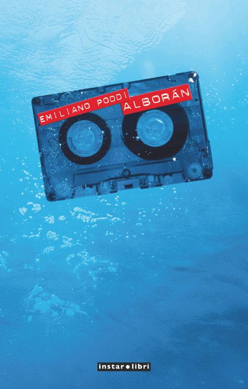 Alborán copertina romanzo Emiliano Poddi
